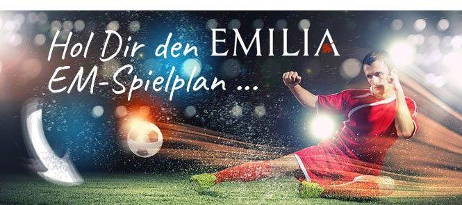 EM 2016 Spielplan als PDF zum Ausdrucken