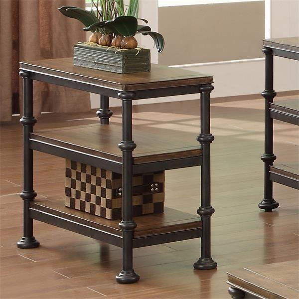 Riverside Furniture, Riverside Furniture Chairside Table