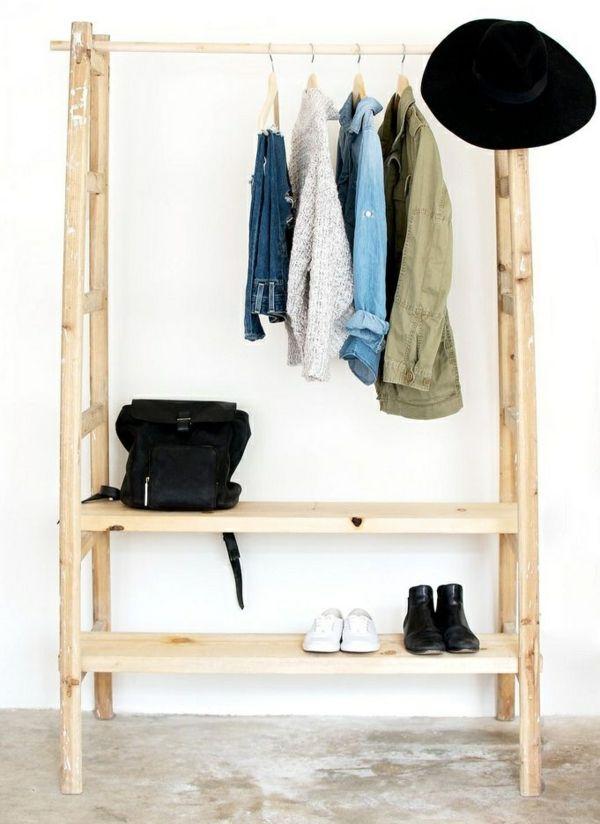 Begehbarer kleiderschrank selber bauen im schlafzimmer  Die besten 25+ Begehbarer kleiderschrank selber bauen Ideen auf ...