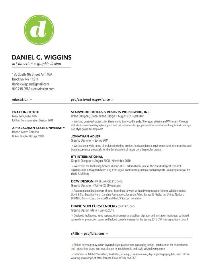great resume/portfolio/interview tips for designers