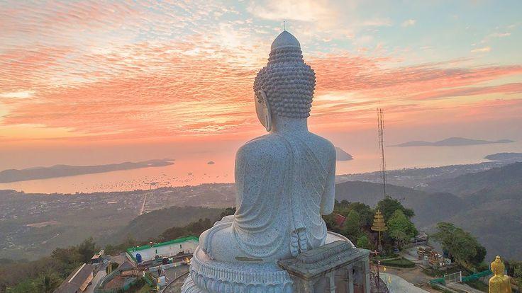 Phuket Big Buddha Temple Ride and Sightseeing Thailand Holiday February ...