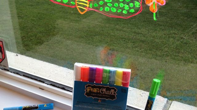 Gold Star Selections' Fun Chalk Liquid Chalk Markers