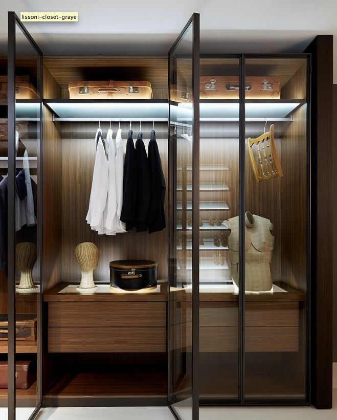 Fresh Hall Closets Design