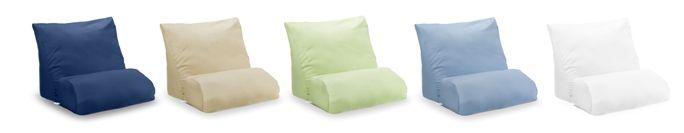 Multipurpose Flip Bed Wedge Pillow - 10 Pillows in 1!