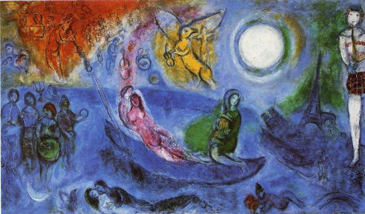 The Concert by Marc ChagallWall Art, Chagall French, Born Russia, Art Image, Concerts Posters, Marc Chagall, Art Sake, 1957 Marc, Concerts 1957