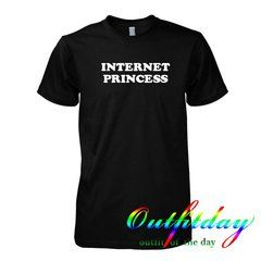 internet princess tshirt