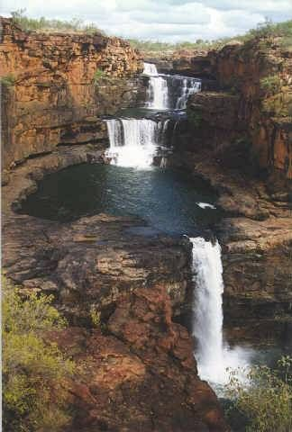 ~ Mitchell Falls, The Kimberly Australia
