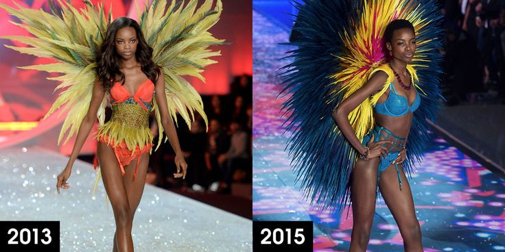Maria Borges on Her History-Making Teeny-weeny Afro on the Victoria's Secret Runway