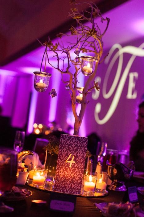 Wedding centerpiece -Photography by Brian Sumner     Just idea-no link