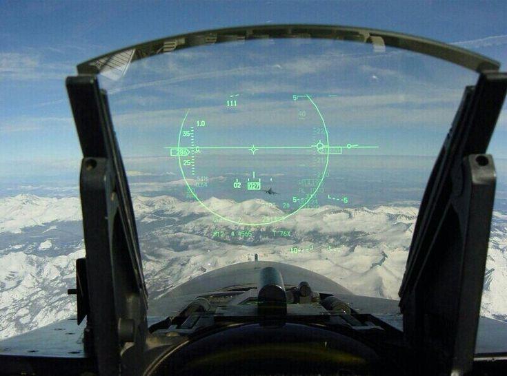 F-16 HUD