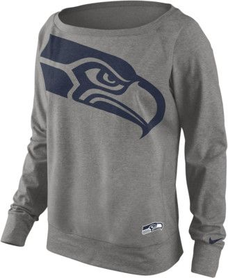 Nike Wildcard Epic (NFL Seahawks) Women's Sweatshirt