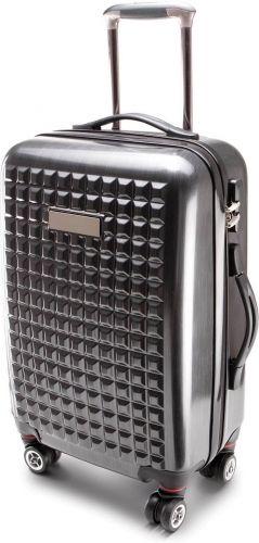 Keményfalú gurulós bőrönd/KIMOOD PC TROLLEY SUITCASE