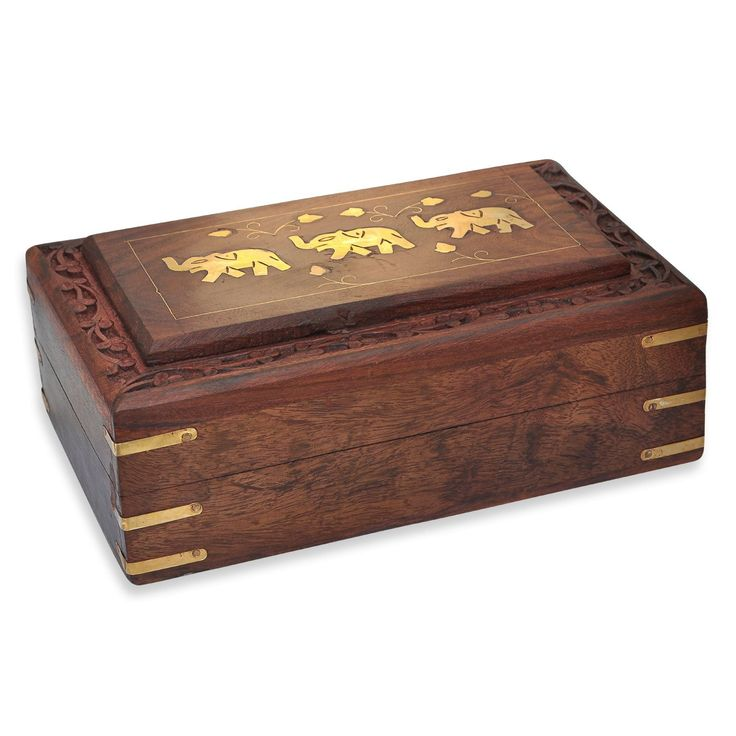 Best Wooden Jewelry Boxes: 17 Best Images About Wooden Jewelry Box On Pinterest