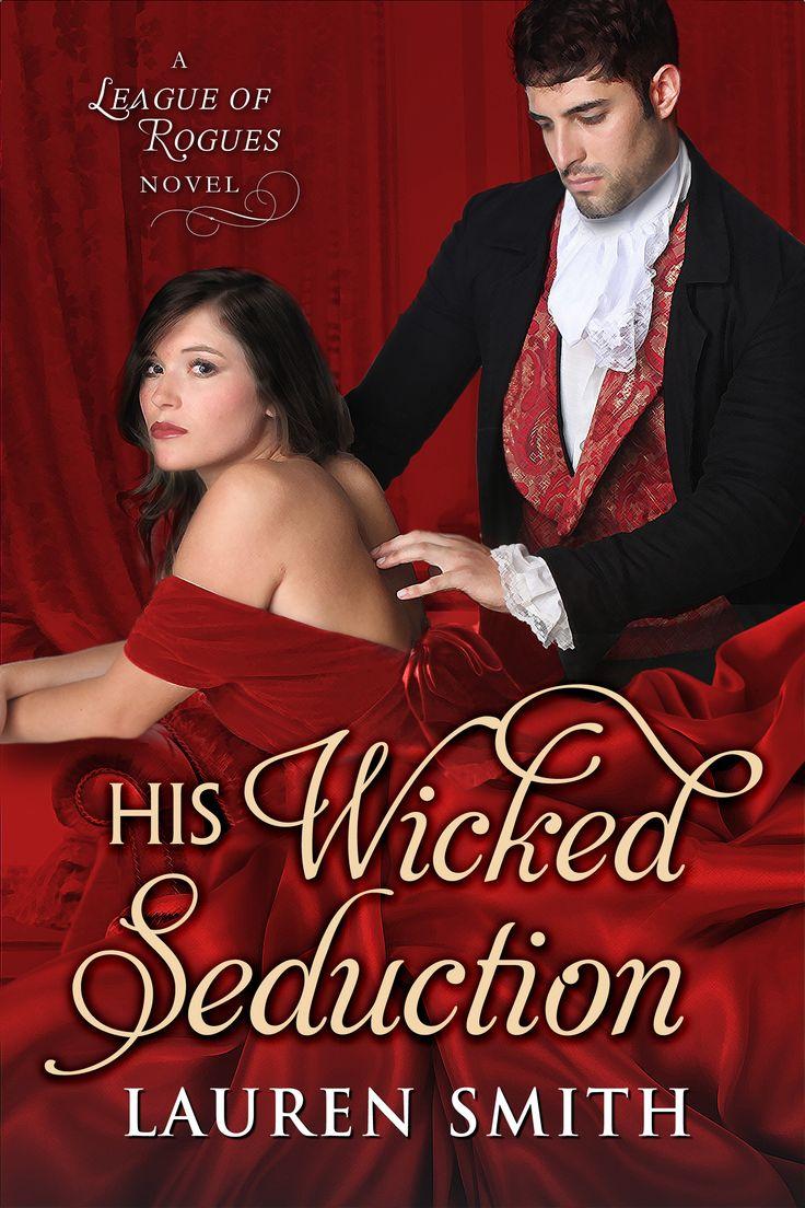 Lauren Smith - His Wicked Seduction / #awordfromJoJo #HistoricalRomance #LaurenSmith