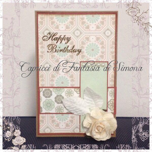Card per compleanno!