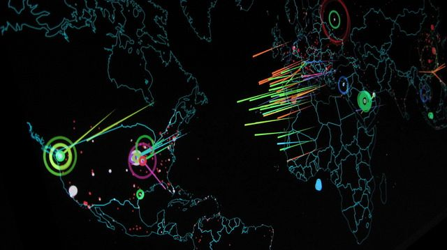 Global Cyber Attacks from the Norse Attack Map. http://www.visiontimes.com/2016/05/09/the-silent-wars.html