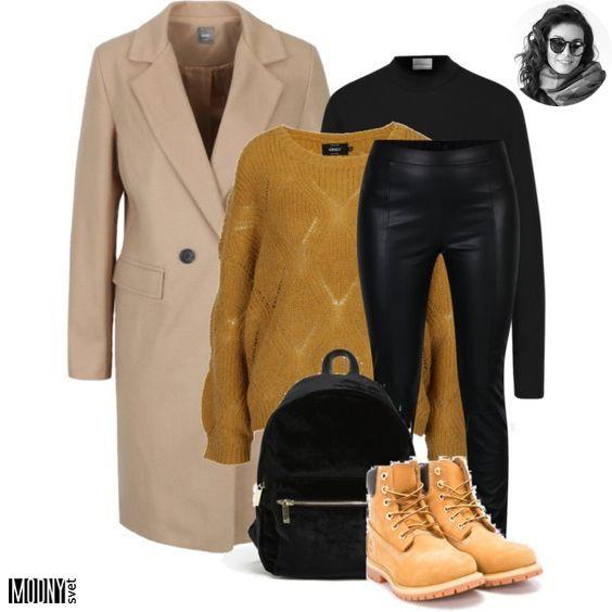 Oversize svetre či kabáty sú aktuálnym trendom a veľmi dobre sa nosia. Čím  širší a voľnejší sveter de500974acc