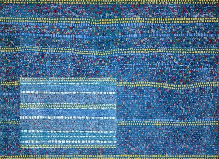 (Korea) by Kim Whan-ki (1913-1974).