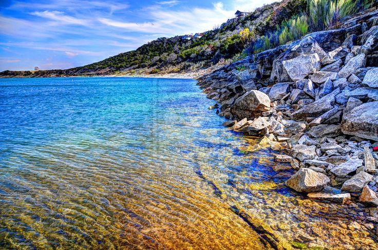 Canyon Lake Texas by jbwill.deviantart.com on @deviantART
