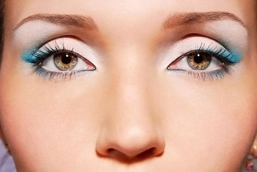 легкий синий макияж - Поиск в Google