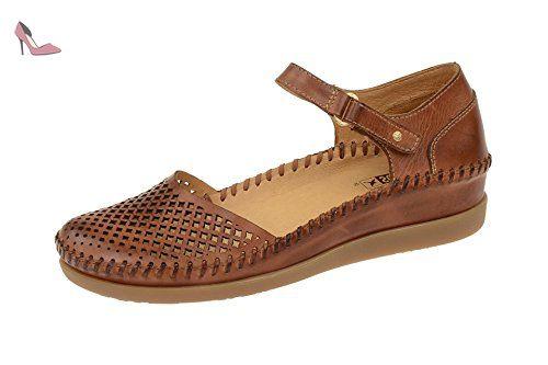 Pikolinos  W8k-1561 Brandy, Sandales pour femme - marron - marron, - Chaussures pikolinos (*Partner-Link)