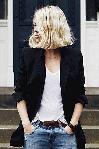 Zdjęcie 40 - ODWAŻNE Fryzury damskie krótkie włosy