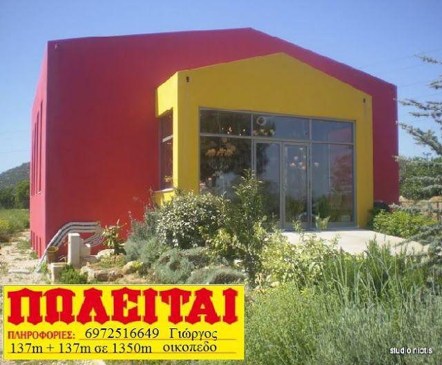 STUDIO NIOTIS: Available for sale a professional ground floor (13...