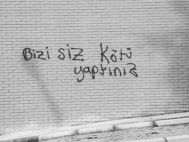 """yagmuradam: """"#duvaryazıları (İstanbul Kadıköy) """""""