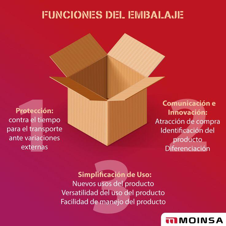 El embalaje es una herramienta de la logística y de comercialización esencial que posee más ventajas de las que cabría imaginar inicialmente.