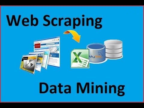 Data Scrapping & Mining