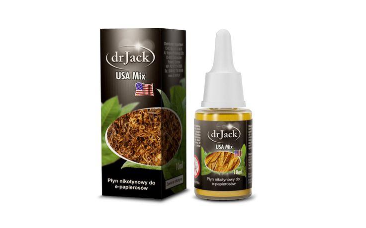 Liquid dr Jack 10 ml - USA Mix Zapal-E