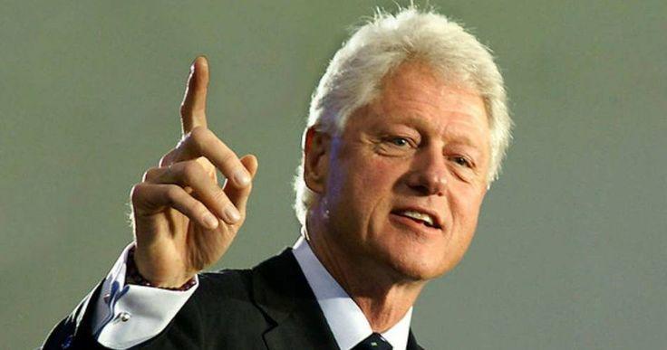 Bill Clinton's Loves & Hookups People