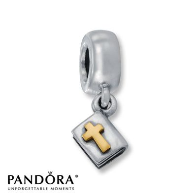 Pandora Bible Dangle Charm