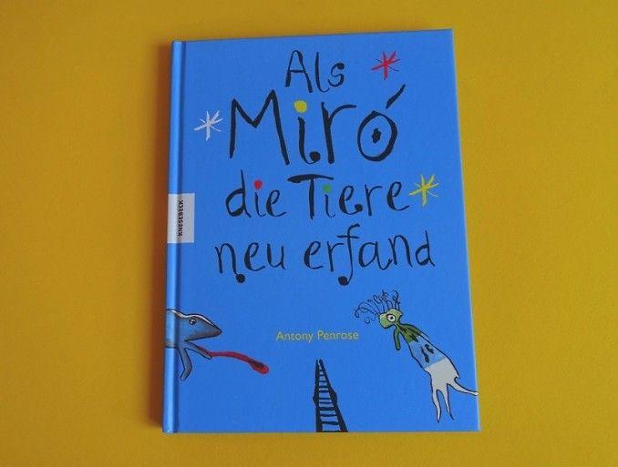 Ab 1956 lebte der bekannte Künstler Joan Miró aus Barcelona auf Mallorca – die Stiftung Fundació Pilar i Joan Miró zeigt eine Fülle seiner Werke. Wer sich mit Kindern seinen Werken nähern will, Antony Penrose erzählt aus seiner Kindheit mit vielen Fotos und Illustrationen von seinen Begegnungen mit Miró auf der Farm seiner Eltern in England...