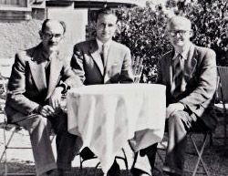 Frithjof schuon - with William Stoddart