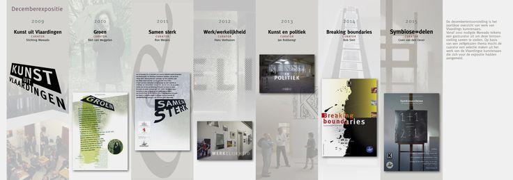 Spread brochure Mareado 2009-2016