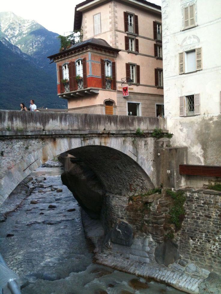 Chiavenna Italy Sondrio Lombardy | Vakantie, Italië, Rome