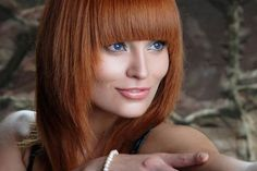 Shades Of Red Hair Color For Cool Skin Tones-8