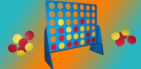 Rekenen is Top!: Rekenspel 125 Vier op een rij met tafels