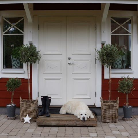 Shabby and Charme: In Svezia a casa di Anna
