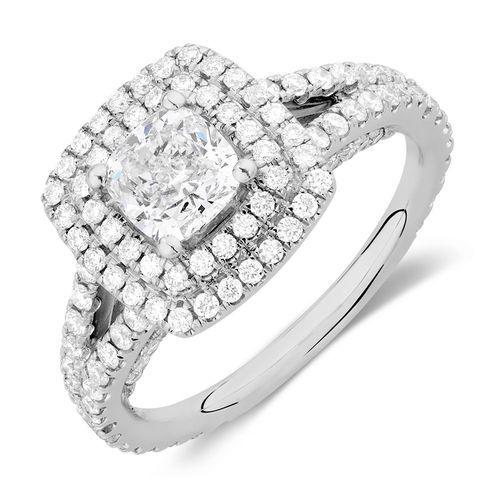 2 Carat TW Diamond Arpeggio Ring #michaelhill