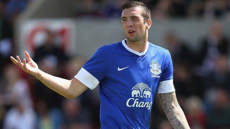 Shane Duffy: Everton defender joins Yeovil Town on loan