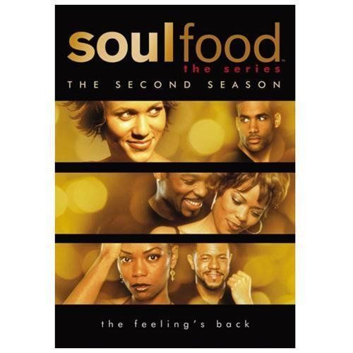 Soul Food: The Series - The Second Season Standard (DVD Closed Caption) NEW!