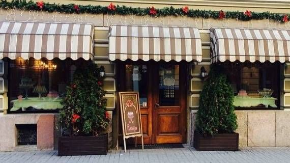 Pinavija Café and Bakery in Vilnius | #MyWorldOfActivities