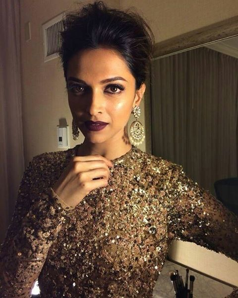 She's The Goddess Of  #Gorgeousness Isn't She Looking #Elegant? IIFA 2014❤ (@deepikapadukone, #DeepikaPadukone, #IIFA2014