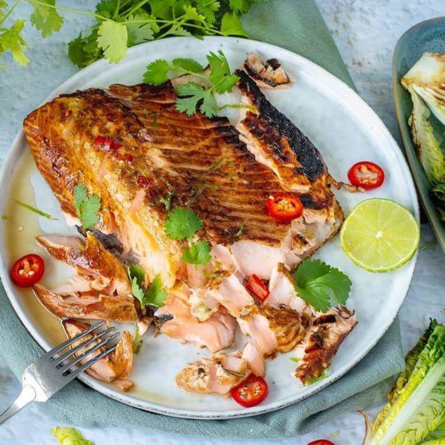 Zalm grillen op de barbecue | Recept | Betty's Kitchen Foodblog