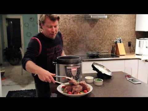 Power Pressure Cooker XL - Step by step instructions - YouTube