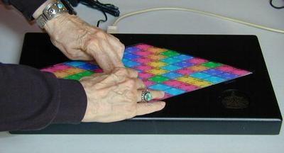 Pythagorean Lambdoma Harmonic Keyboard