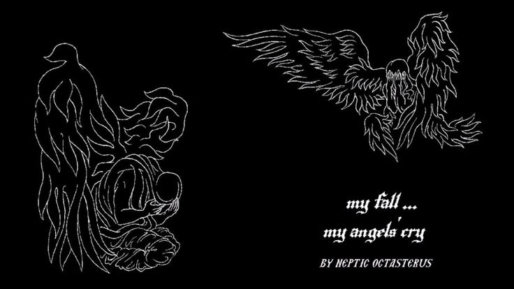 My Fall...My Angels' Cry