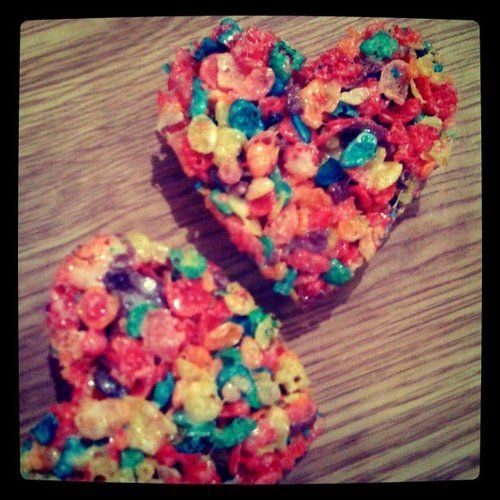 Fruity Pebbles Treats!